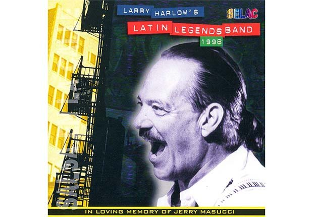 Latin Legends - Discos de Larry Harlow