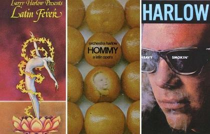 Discos de Larry Harlow