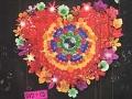 Discos del 2016 - portada de 'Reluciente, rechinante y aterciopelado', de Aterciopelados