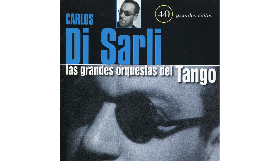 item 6 of Gallery image - Portada del disco de Carlos Di Sarli las grandes orquestas del tango