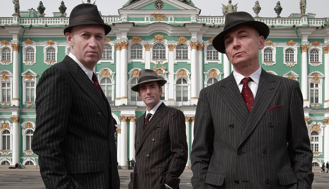 Gotan Project - St Petersburg