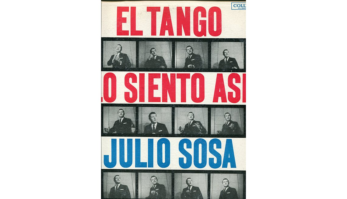 item 7 of Gallery image - Julio Sosa