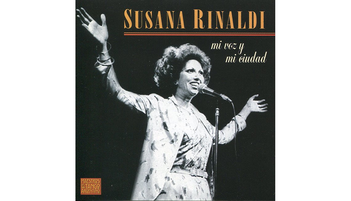 item 17 of Gallery image - Susana Rinaldi