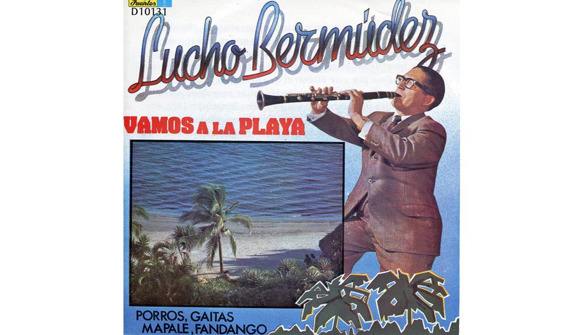 item 1 of Gallery image - Lucho Bermúdez - Discos de la cumbia colombiana