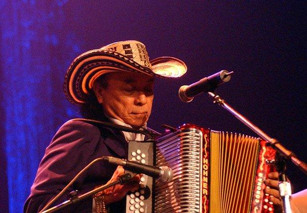 ANICETO MOLINA - Discos de la cumbia colombiana
