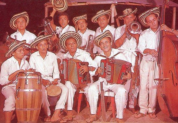 Los Corraleros de Majagual - Discos de la cumbia colombiana