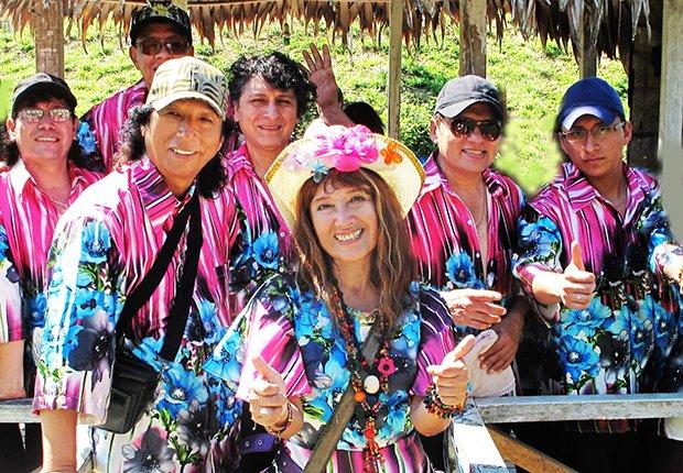 LOS DESTELLOS - Discos de la cumbia colombiana