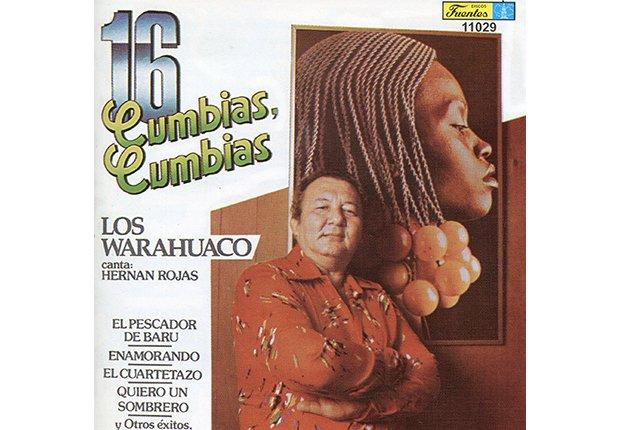 Los Warahuaco - Discos de la cumbia colombiana