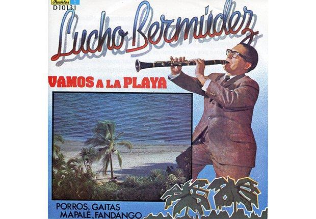 Lucho Bermúdez - Discos de la cumbia colombiana