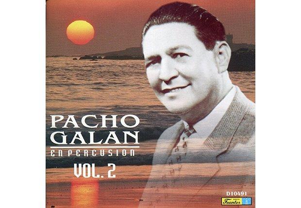 Pacho Galán - Discos de la cumbia colombiana