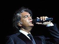 Jose Luis Rodríguez, El Puma. Un recorrido a la carrera del cantante venezolano. Hollywood, Florida, 2006