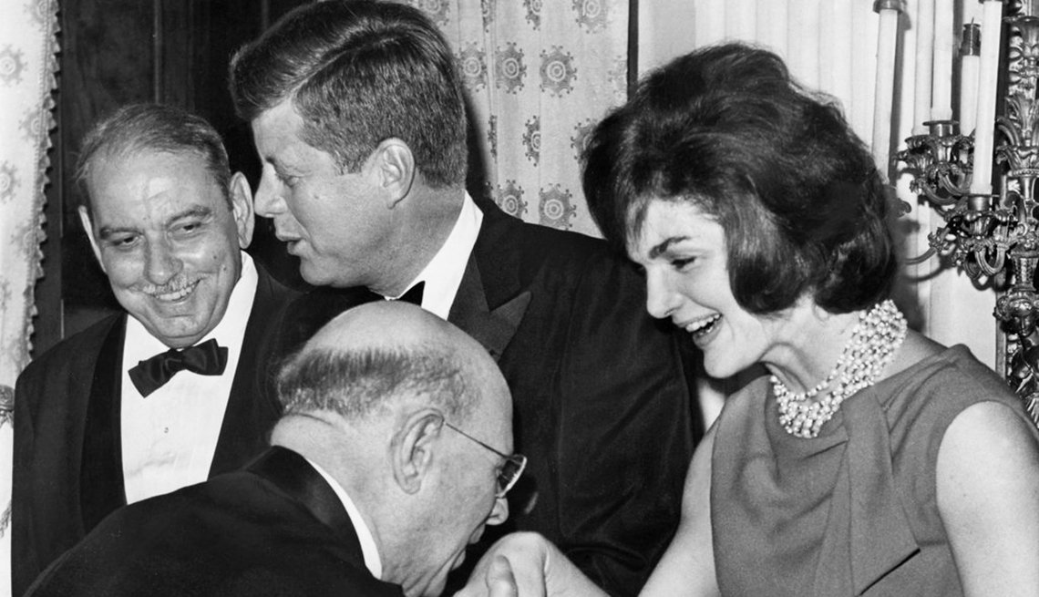 The Kennedys' Camelot Culture