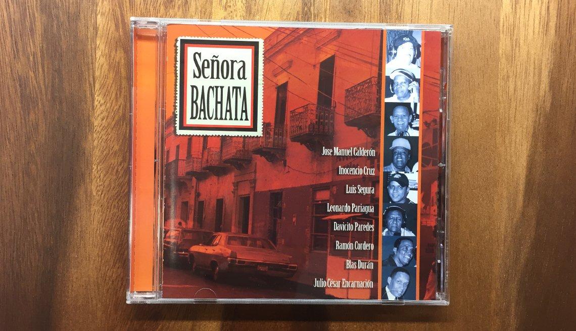 item 3 of Gallery image - Portada del disco Señora Bachata - Bachatas clásicas