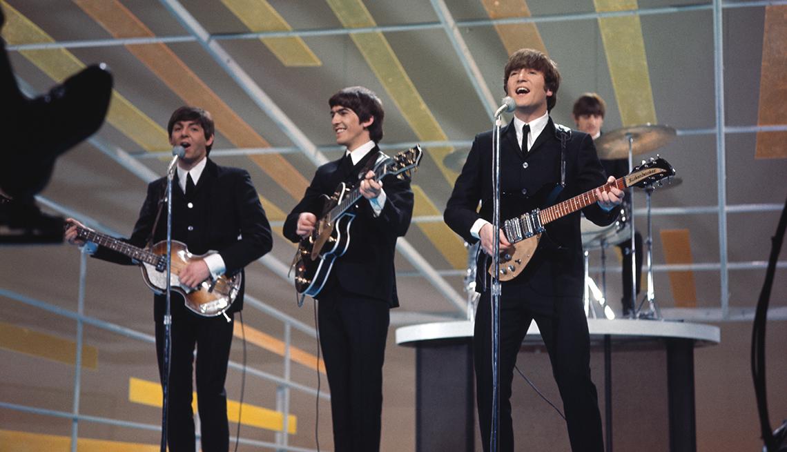 Cinco décadas de música de la segunda mitad del siglo 20 - The Beatles