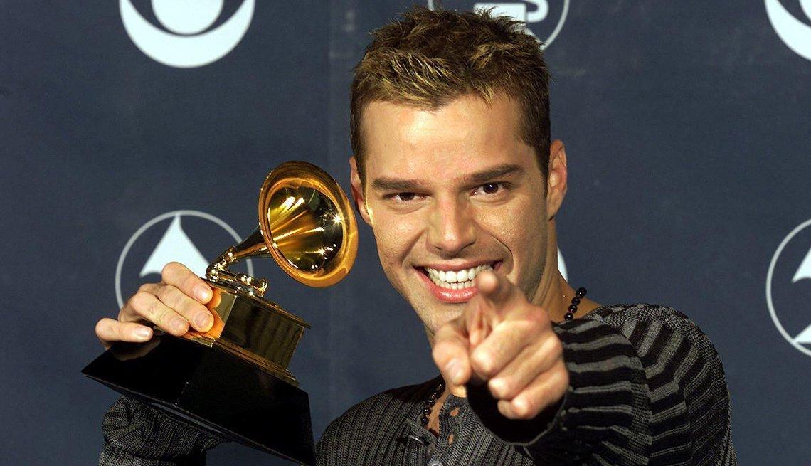 Cinco décadas de música de la segunda mitad del siglo 20 - Ricky Martin
