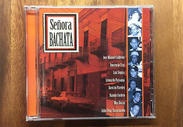 Portada del disco Señora Bachata - Bachatas clásicas