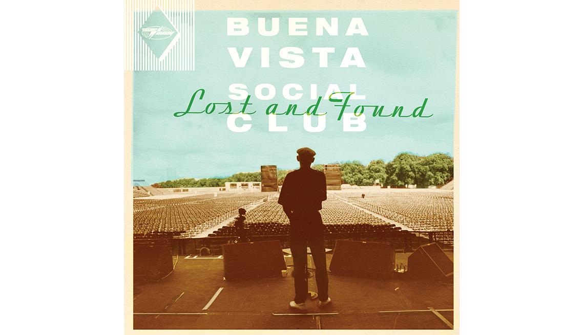 Portada del disco Lost and Found, de El Buena Vista Social Club