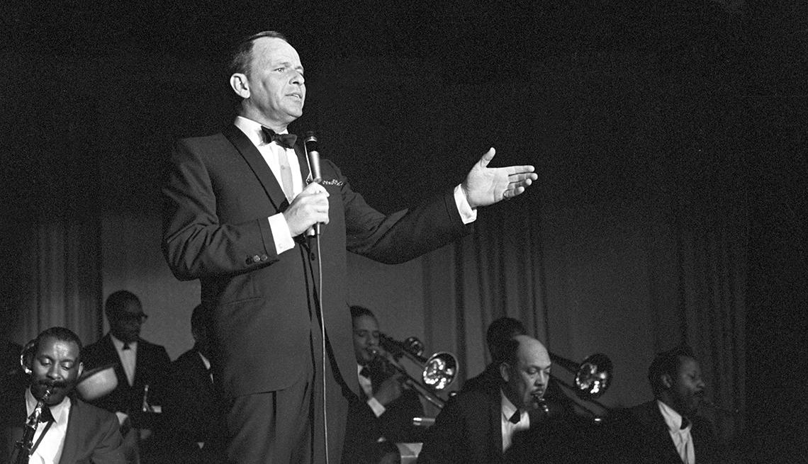 item 10 of Gallery image - Frank Sinatra - Canciones para los amantes del café