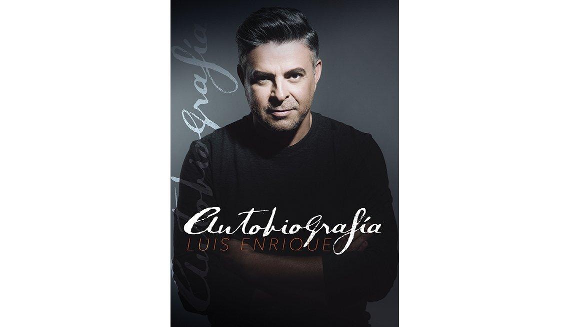 Portada de la autobiografía de Luis Enrique