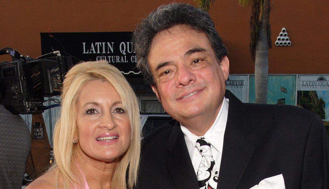 José José, su carrera en fotos, al lado de Sarita Salazar