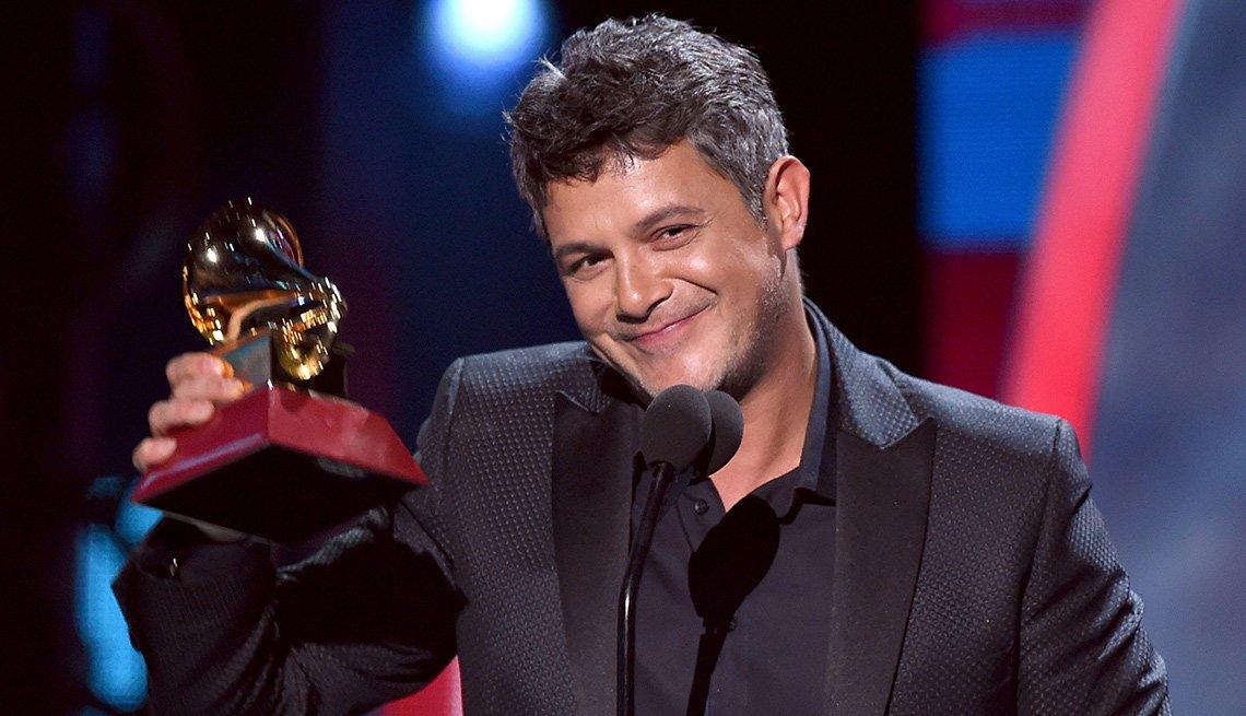 Alejandro Sanz, una de las Personas del año del Latin Grammy