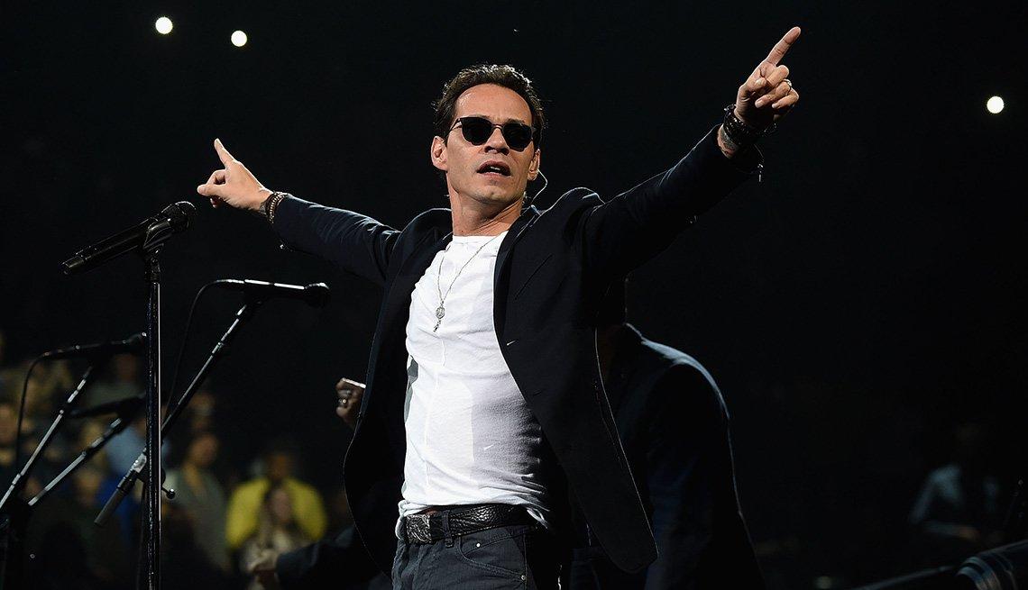 Marc Anthony, una de las Personas del año del Latin Grammy