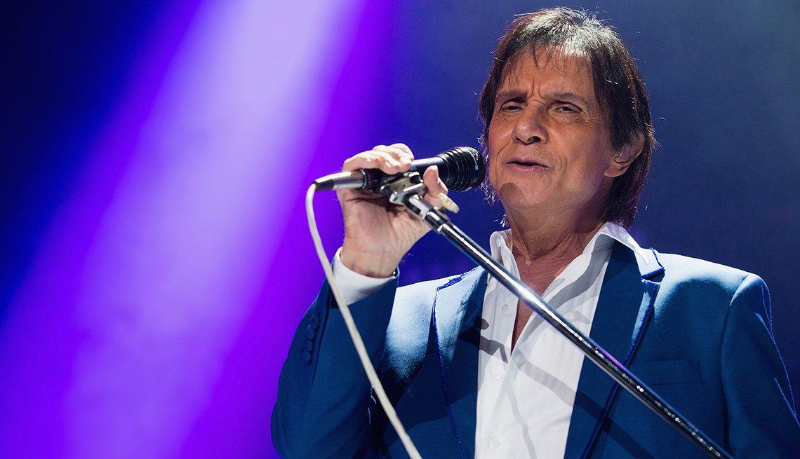 Roberto Carlos, una de las Personas del año del Latin Grammy