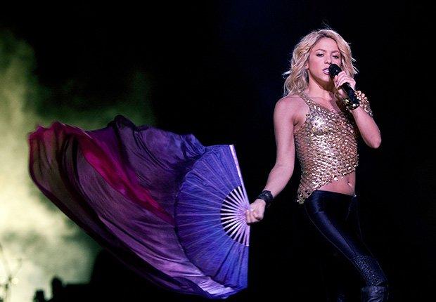 Shakira, una de las Personas del año del Latin Grammy