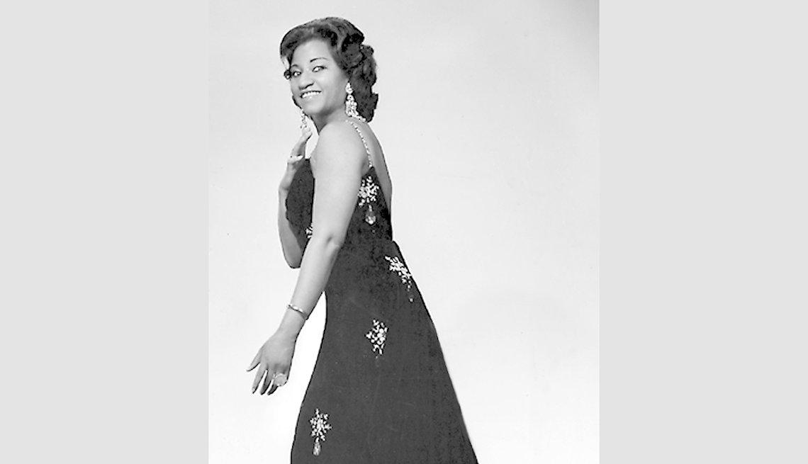 Celia Cruz, boleros inolvidables