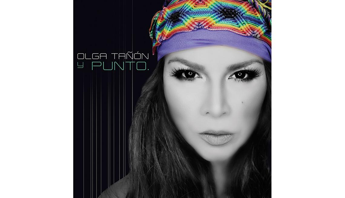 Portada del álbum Olga Tañón y punto
