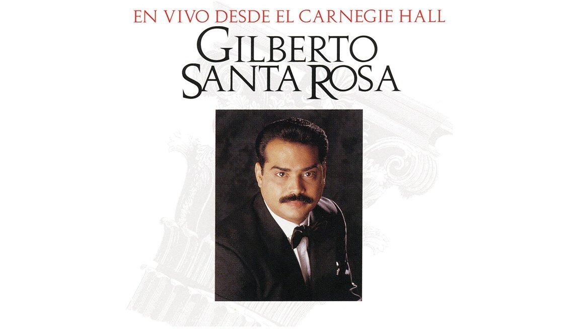 Portada del disco En Vivo Desde El Carnegie Hall