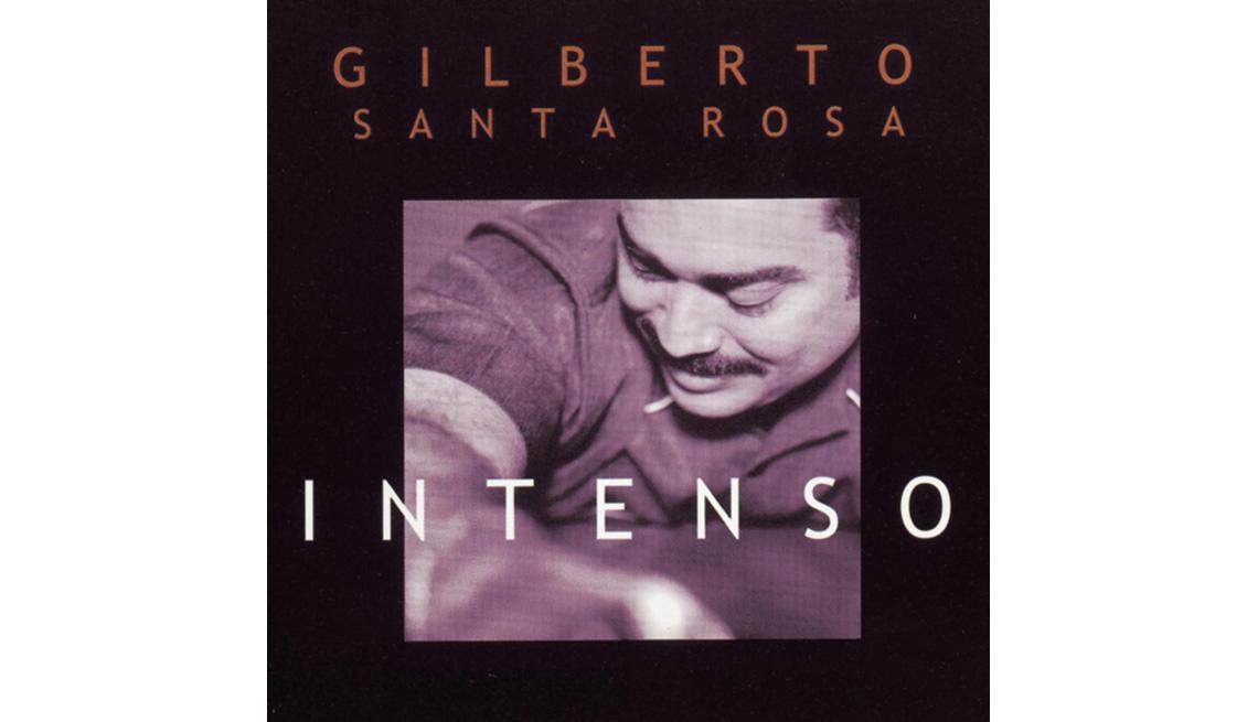 Portada del disco Intenso de Gilberto Santa Rosa