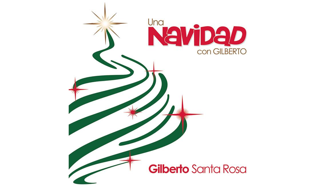 Portada del disco Navidad de Gilberto Santa Rosa