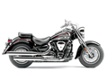 Yamaha Road Star motorcycle