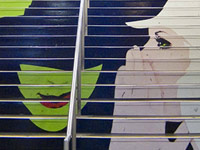 Wicked theatrical character - AARP offers two Broadway tickets for the price of one to members.
