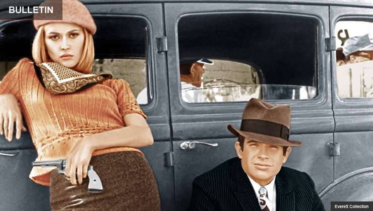 Bonnie and Clyde - match famous last lines with their sources.