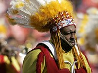 My Generation - Behind the scenes with the official Redskins MArching Band