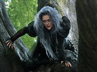 Meryl Streep en una escena de Into the Woods