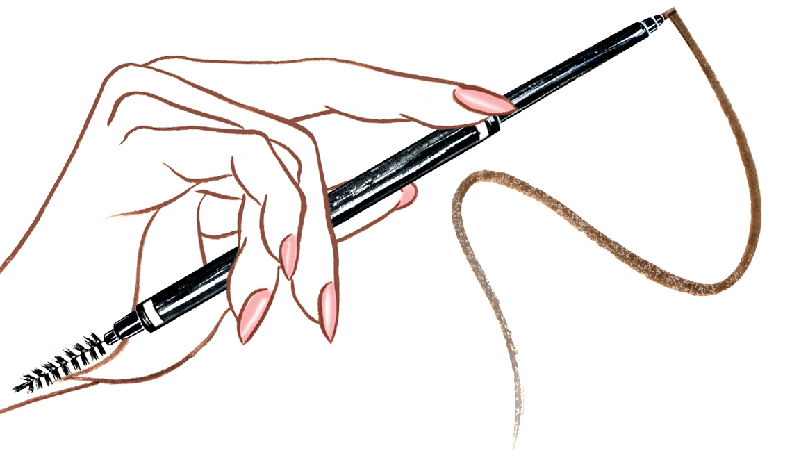 How To Fake Beautiful Eyebrows Beauty Style