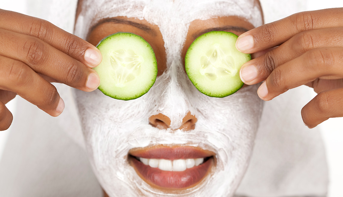 item 11 of Gallery image - Not all facial masks are for all skin types