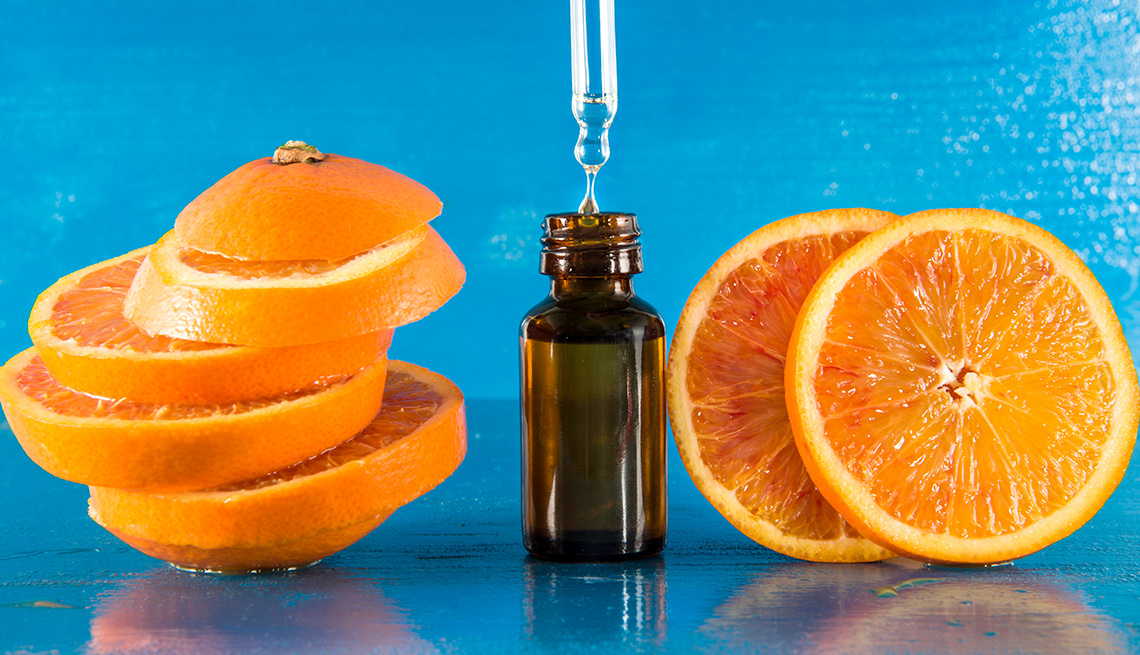 item 9 of Gallery image - Vitamin C serum tightens and brightens only as a topical