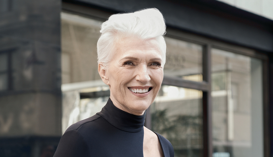 CoverGirl Names Maye Musk to the Lineup