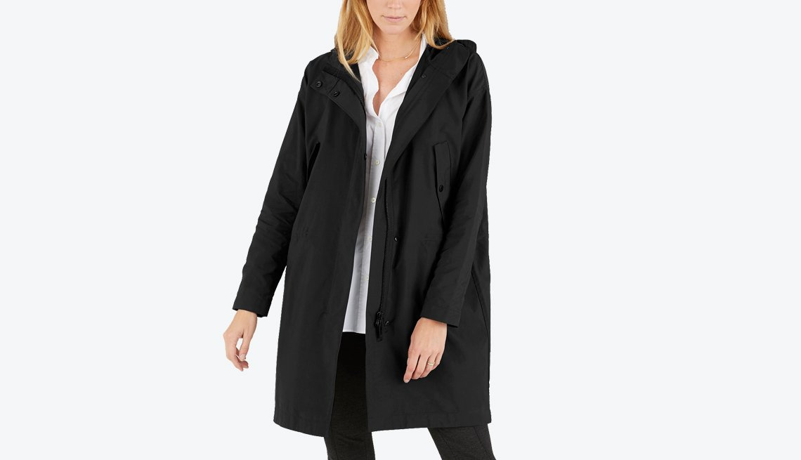 Everlane's City Anorak