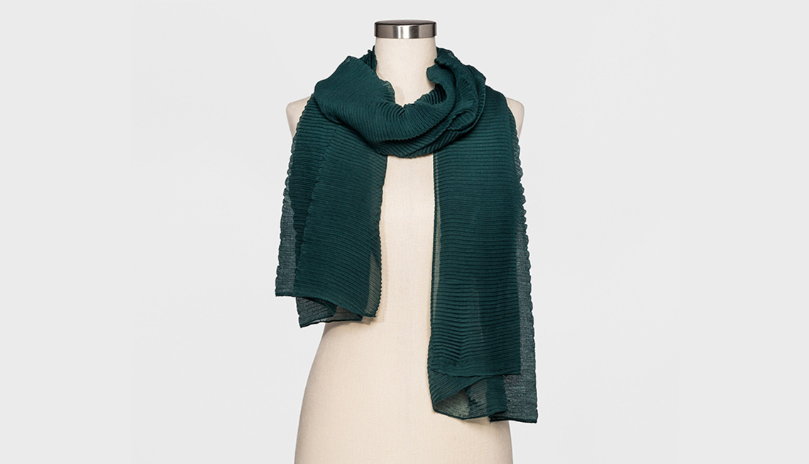 Target Women's Crinkle Scarf by A New Day