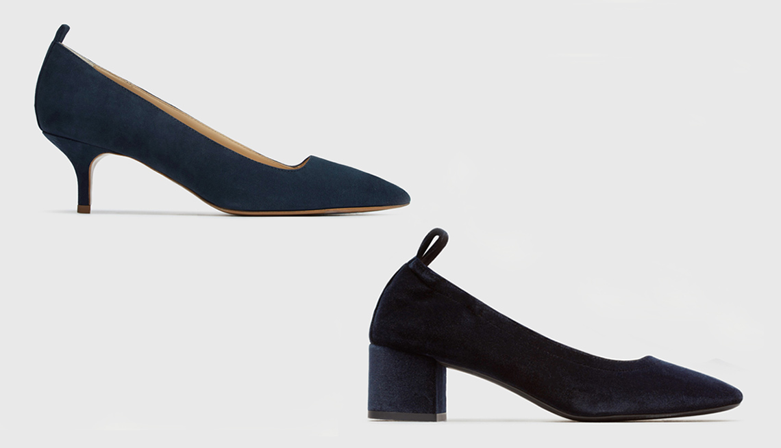 The Editor Heel and The Day Heel
