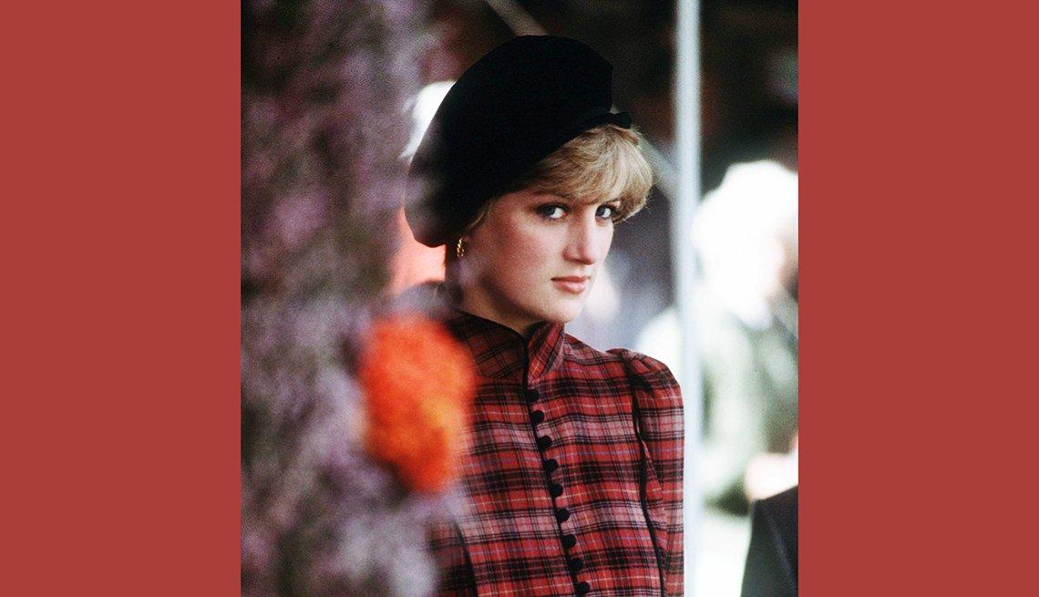 Diana en escocia, Princesa de Gales, recuerdos