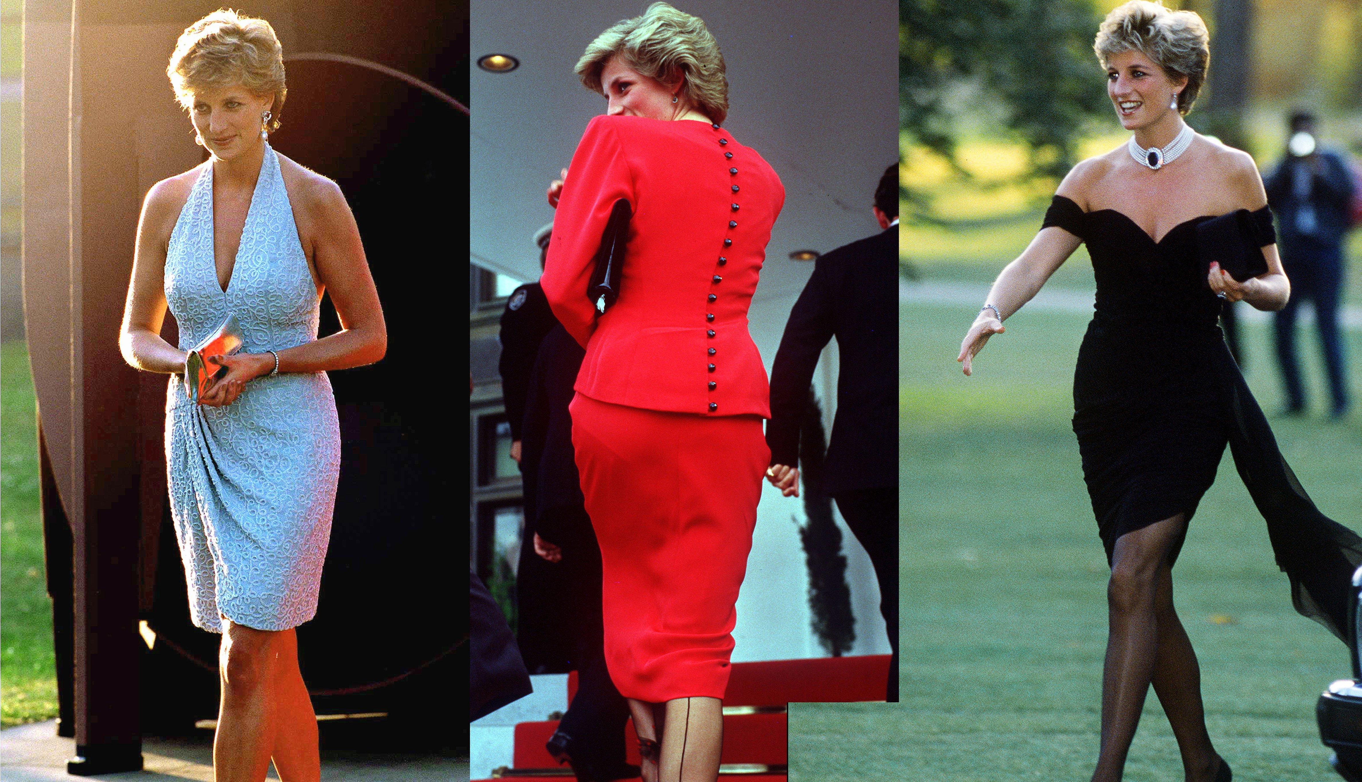 Diana,  recordando a la Princesa de Gales