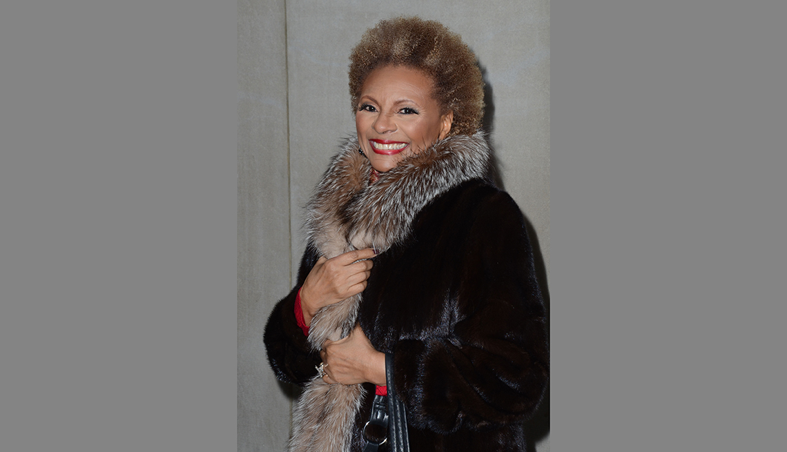 Leslie Uggams, estrellas de más de 70 años