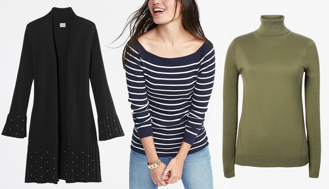 These 10 Sweaters Will Continue to Stay in Style adfefee95