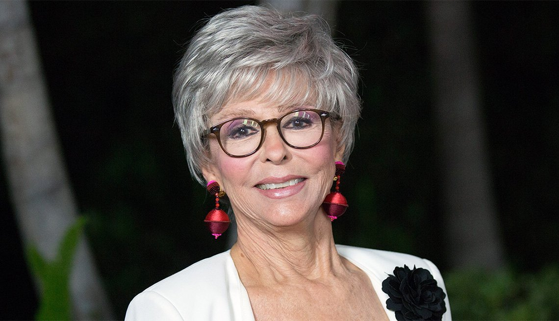 item 2, Gallery image. Rita Moreno arrives for the 13th Annual Outfest Legacy Awards.